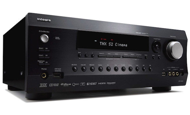 Integra DTR-40.6 A/V Receiver
