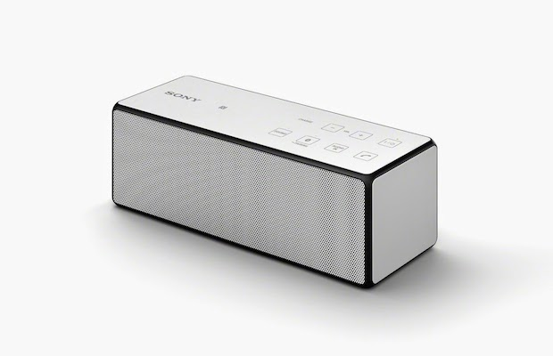 Sony SRS-X3 Portable Bluetooth Speaker White