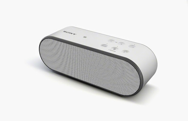 Sony SRS-X2 Portable Bluetooth Speaker White