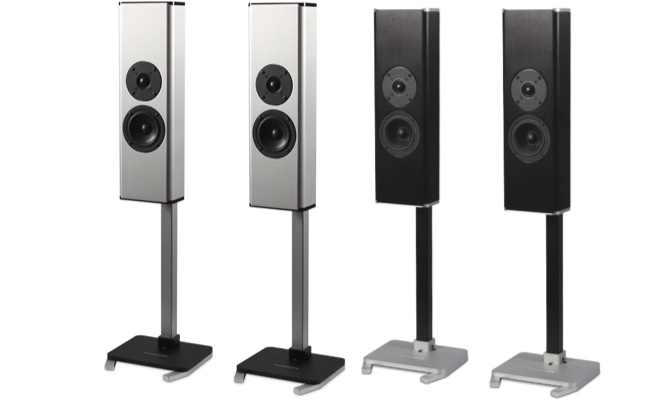 Aluminous Audio 13.02 Speakers