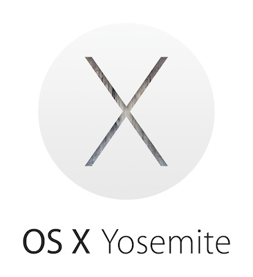Apple OS X Yosemite logo