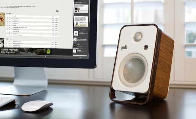 Polk Audio Hamden Desktop Speakers