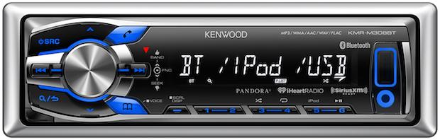 Kenwood KMR-M308BT Head Unit