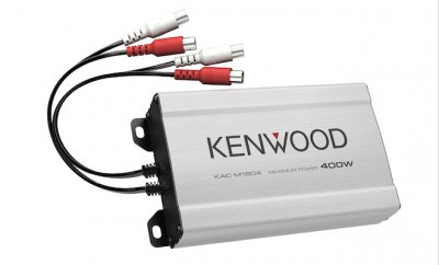 Kenwood KAC-M1804 Amplifier