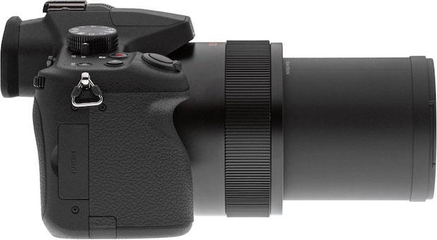 Panasonic LUMIX DMC-FZ1000 right