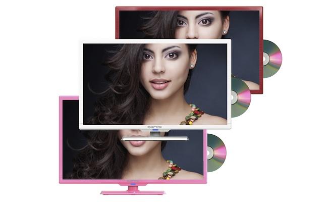 Sceptre E245PD-FHDR LED HDTV