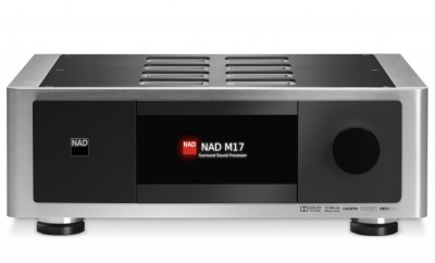 NAD M17 Masters Front