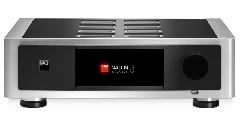 NAD M12 Masters Front