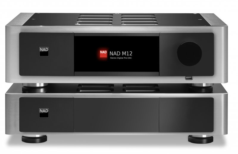 NAD M12 M22 Master Front