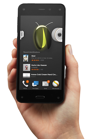Fire Phone Hand Firefly Icon