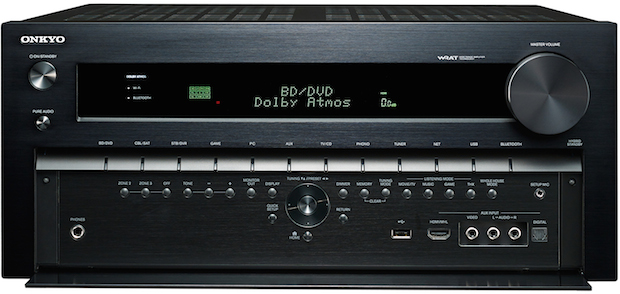 ONKYO TX-NR3030 front