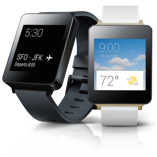 LG G Watch (black or white)