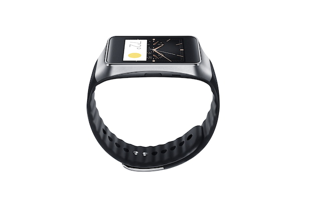 Samsung Gear Live Smartwatch Black Side