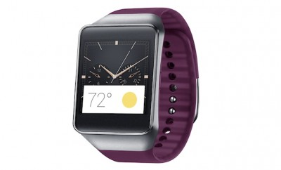 Samsung Gear Live Smartwatch Wine Red