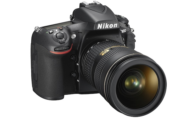 Nikon D810 HD-SLR Digital Camera