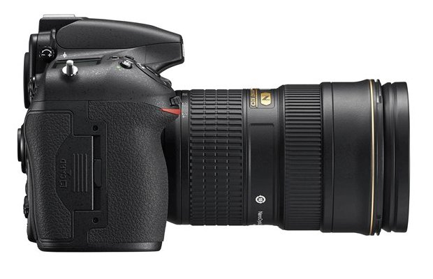 Nikon D810 HD-SLR Digital Camera Right