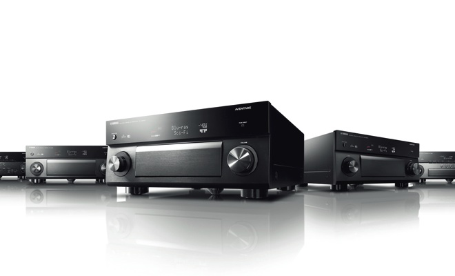 Yamaha AVENTAGE RX-A 40 Series A/V Receivers