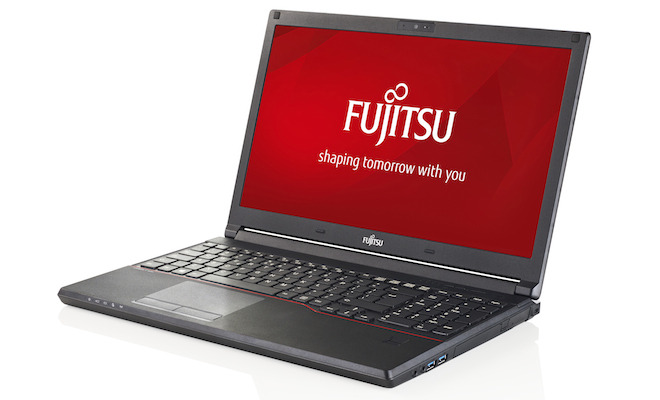 Fujitsu LifeBook E554 Business Notebook