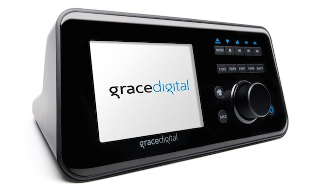 Grace Digital Primo GDI-IRCA700 Wi-Fi Music Player