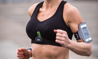 Sensoria Fitness Sports Bra + Heart Rate Monitor